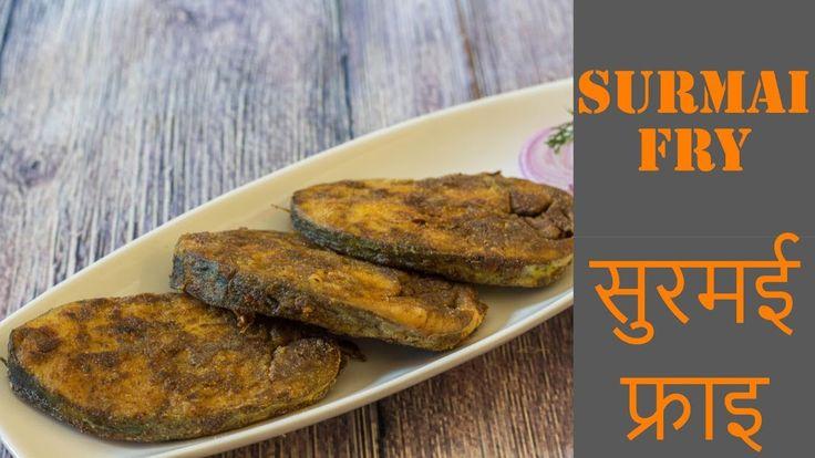 Fish Fry Recipe Indian- Surmai Fry- How To Prepare Fish Fry-Kalimirchbys...