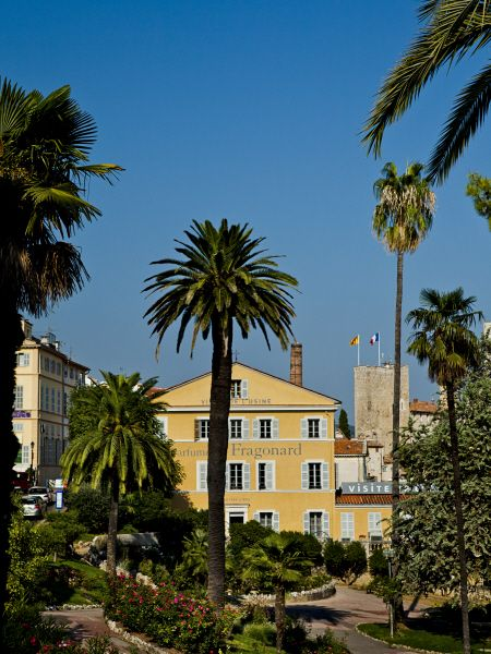 Fragonard Historical Factory in the center of Grasse #Fragonard #FrenchRiviera #Grasse
