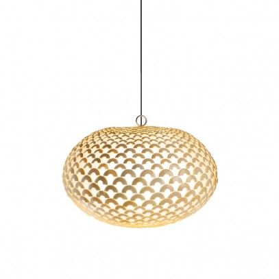 Coco fish scale pendant from H Collection