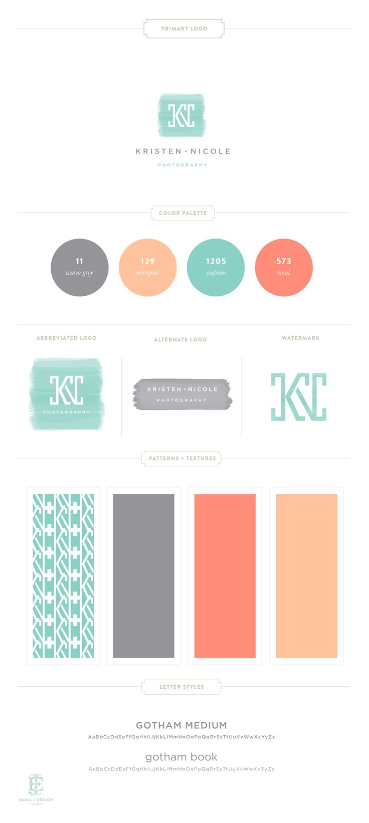 #branding - the colors are a beautiful combination
