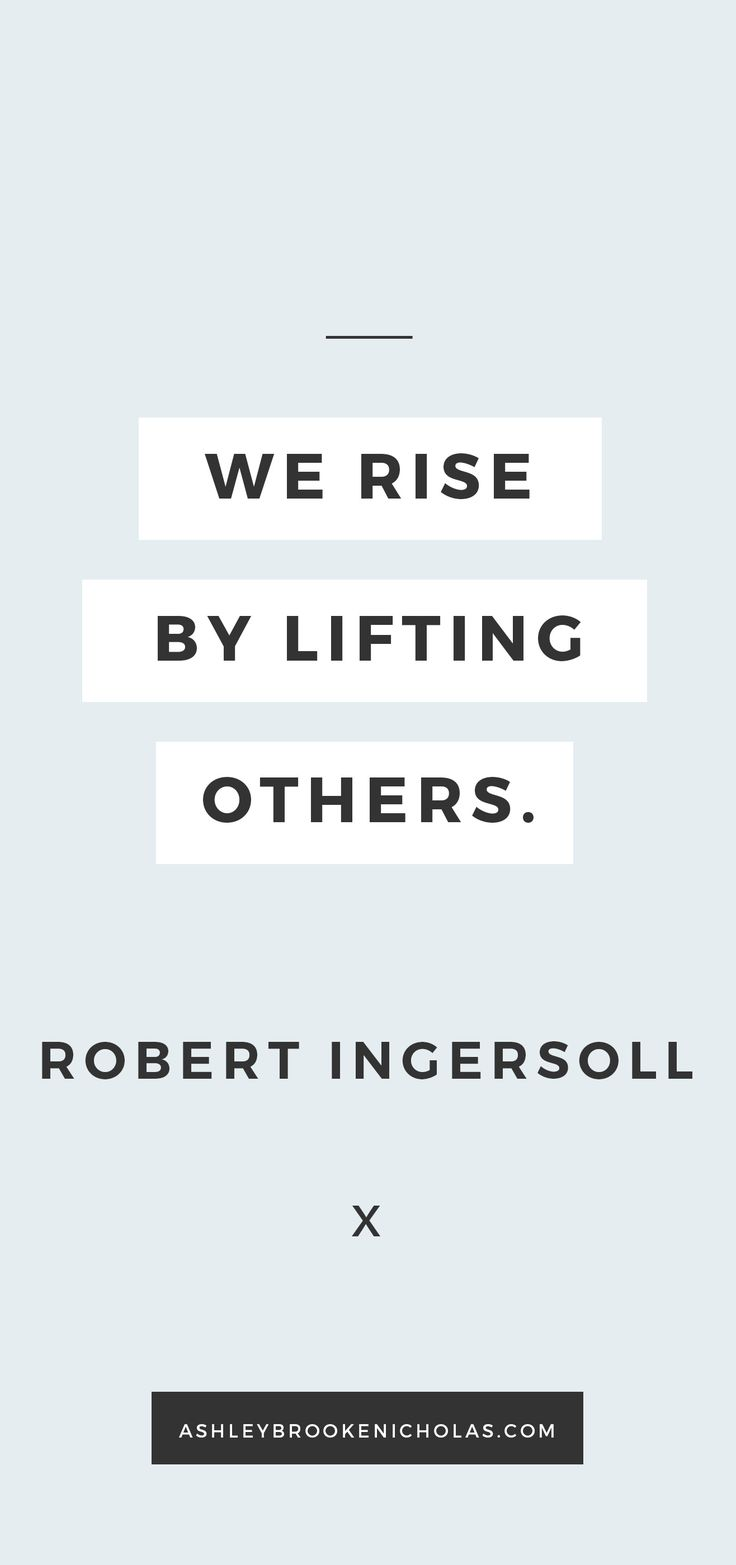 Easy ways to give back to your community + inspirational quotes about giving back including these wise words from Robert Ingersoll for #dogoodweek sponsored by @Do Good. Live Well.