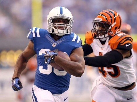 Sneaky fantasy football running back starts this week. Click to read the article.