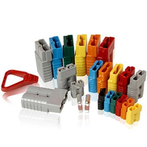 forklift battery charging station connectors | Power connector, forklift/UPS/entertainment connector