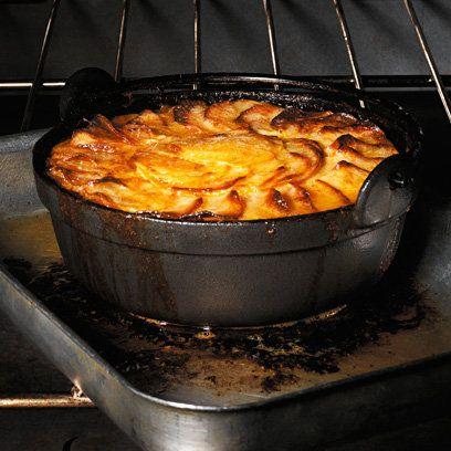 Lancashire Hotpot from 'The Gilbert Scott Book of British Food'