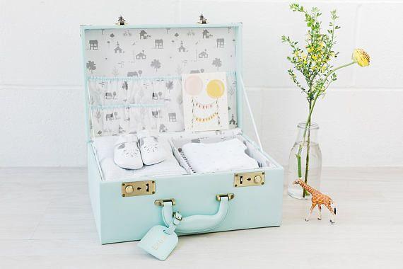 Personalised Memory box for baby keepsake box Baby