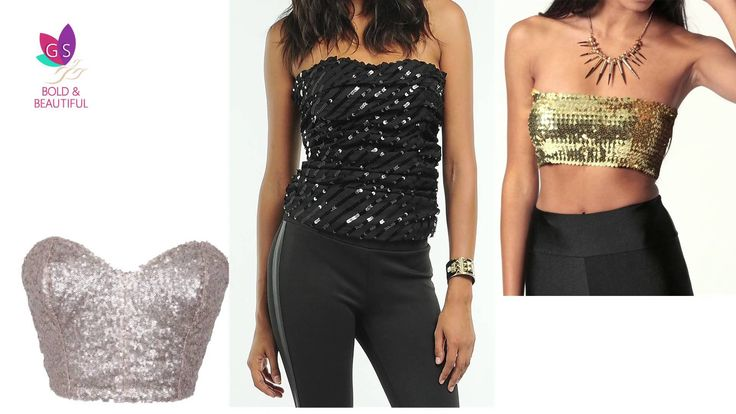 Rock Glam Fashion