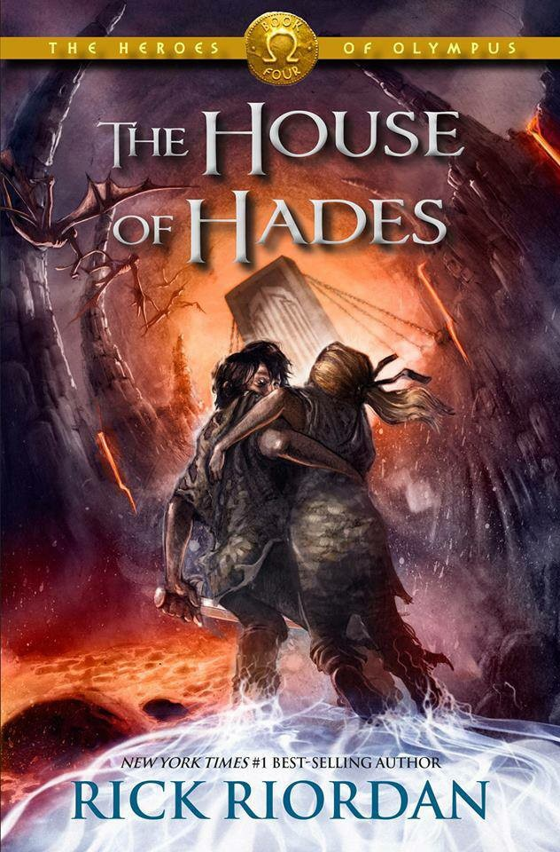 Fourth Book of The Heroes of Olympus