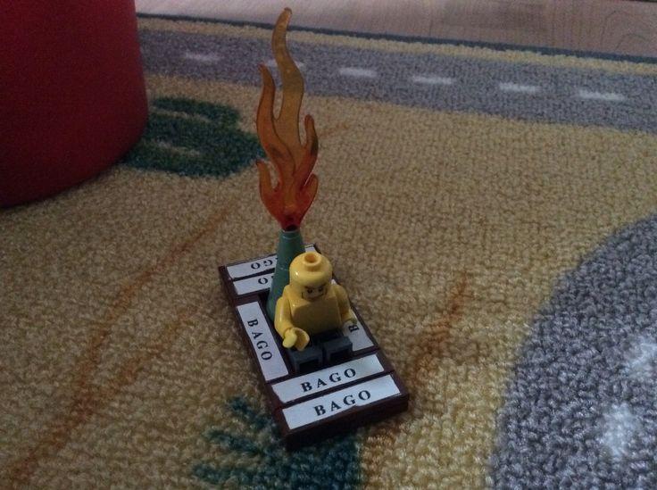 Lego bago nr. 7 hot harold