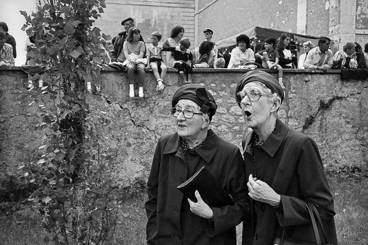 Pontlevoy, Touraine, 1987