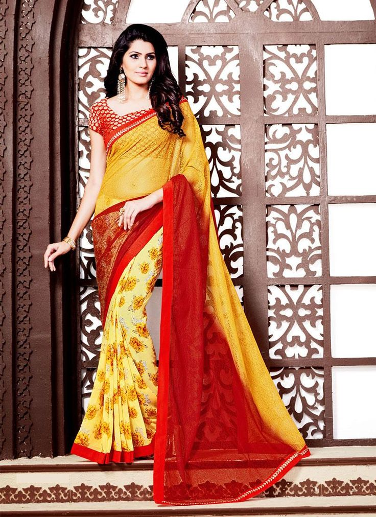 #Ready to ship #saree online #shopping at #discount price. Contact us: +91 9824678889 Email id: sales@manjaree.in