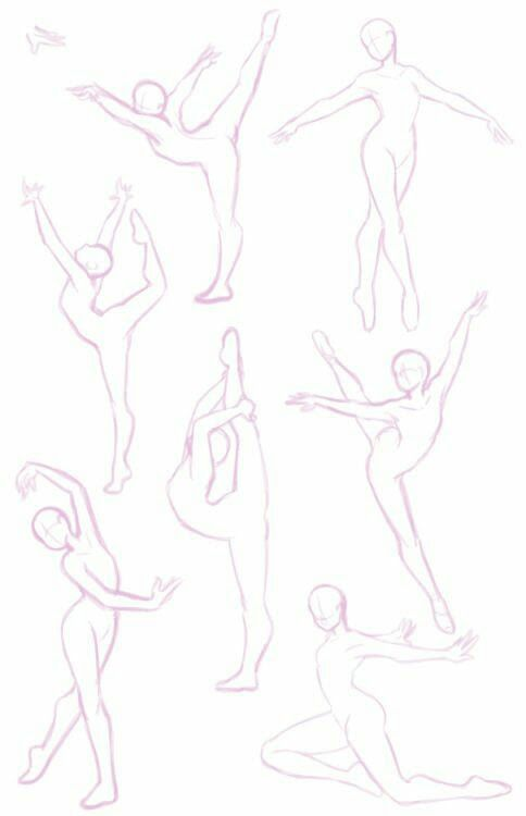 How To Draw: Flexible Poses