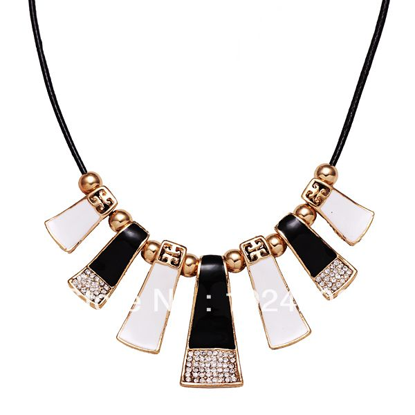 Find More Chain Necklaces Information about Valentine's Gift fashion beauty accessories necklaces pendants drop tassel collar choker women necklaces jewelry free shipping,High Quality Chain Necklaces from XJD Store on Aliexpress.com
