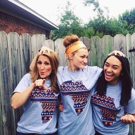 beautiful fundraising tshirts - #fundthenations