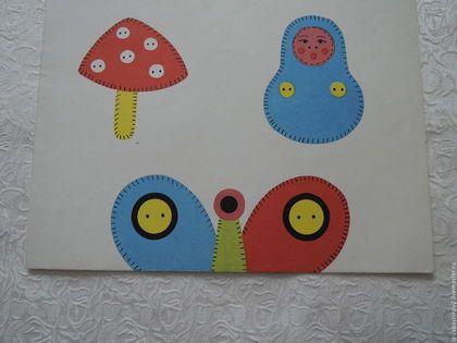 Художественный труд в детском саду, 1992. Игры СССР - http://samoe-vazhnoe.blogspot.ru/ #самоделки_поделки