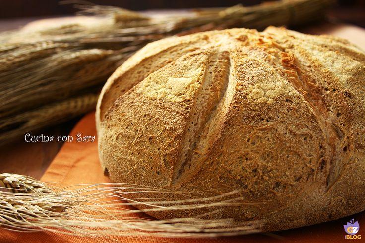 Pane di mais di Novara. Il pane di mais di Novara è chiamato anche pane di meliga o pan malgon (meligone) ed è un pane prodotto con la farina di mais