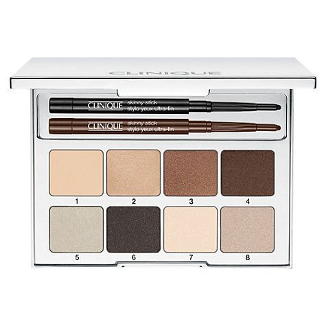 Buy Clinique Pretty Easy Eye Makeup Kit, Pale 01 Online at johnlewis.com