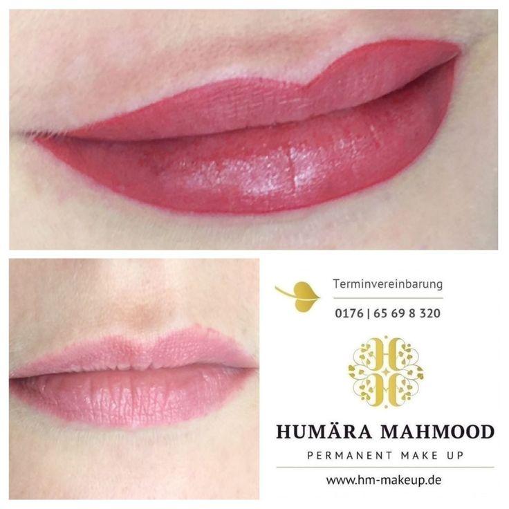 Jeden Tag schöne Lippen  https://www.hm-makeup.de/jeden-tag-schoene-lippen/