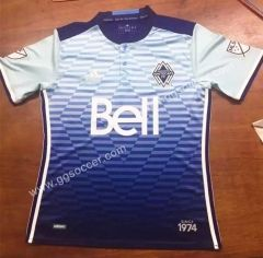 2016-17 Vancouver Whitecaps FC Home White Thailand Soccer Jersey