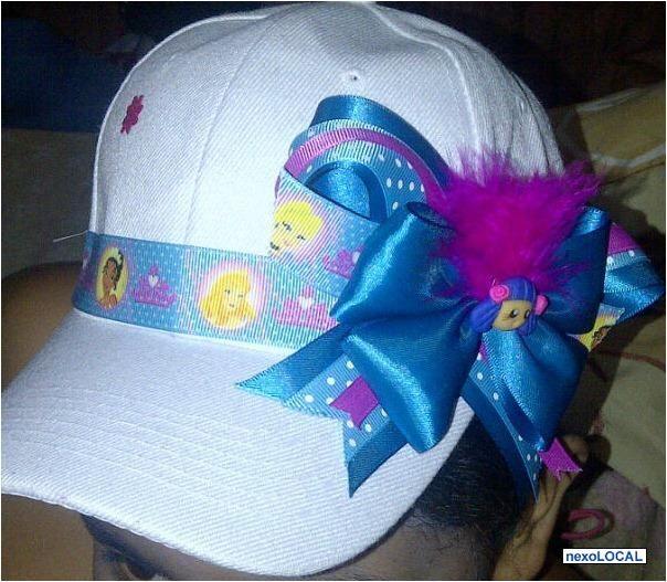 gorras de niña decoradas - Buscar con Google