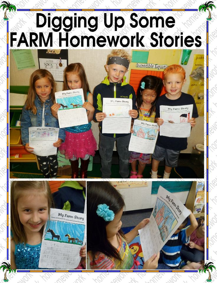 FARM Homework