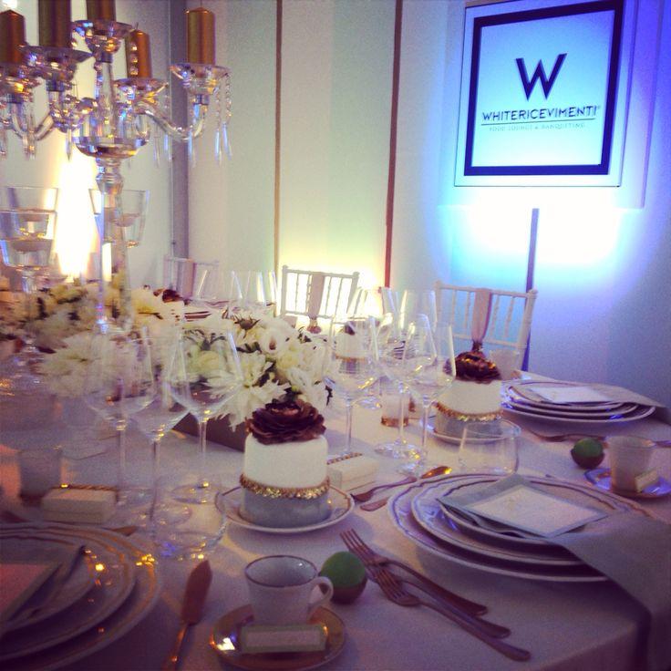 FORWEDDING LATINA  10-12 ottobre 2014  Tavolo imperiale White Ricevimenti , il top.   Visita la lista espositori, orario ingresso e  sfilate.  Scopri come vincere buoni sconto fino a 2,000 € per il tuo matrimonio su   www.bridalstylist.it   #bridalstylist #bridal #wedding #whitericevimenti @valentinapiccabianchi #forweddinglatina #forwedding #top #luxury #lamicadellasposa