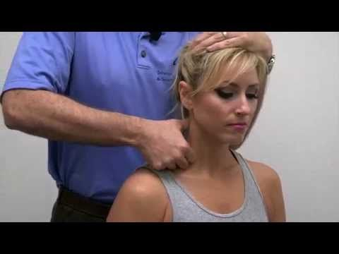 6 Ways to Get Rid of the Knots in Your Upper Back - YouTube
