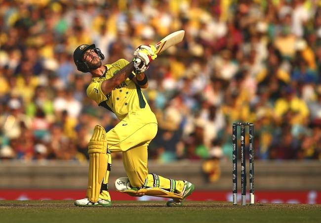 The partnership between Clarke and Smith allowed Glenn Maxwell the license to dismantle the Sri Lankan bowling. Maxwell took the Sri Lankan bowling to the cleaners and he notched up his first ODI century off 51 balls. This was the second-fastest century in World Cups and it was the fastest century by an Australian batsman in ODIs.
