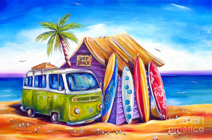Greenie Painting - Greenie Fine Art Print www.fineartamerica.com/featured/greenie-deb-broughton.html#