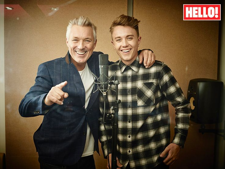 Martin Kemp and son Roman explain how they're perfectly in tune: HELLO! exclusive - Photo 1