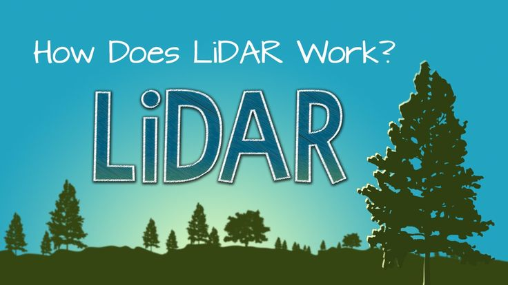 How Does LiDAR Remote Sensing Work? Light Detection and Ranging