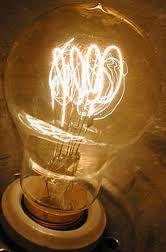 edison light bulb - Google Search