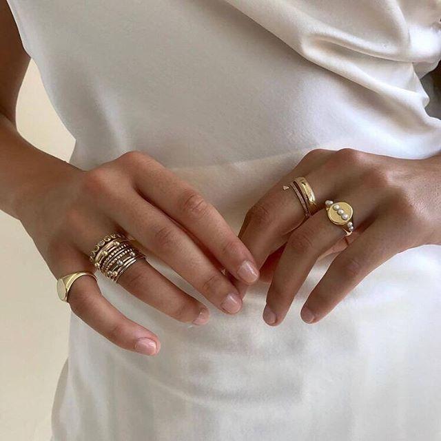 Luxury ethical designer jewelry designed by Stella Simona