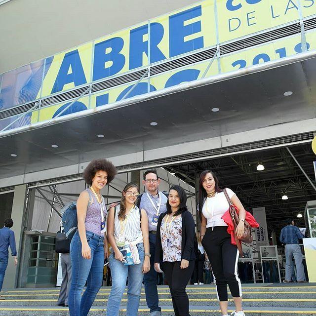 Así vivimos el #Colombiatex2018  descubriendo, aprendiendo y disfrutando de la industria de la #Moda en Colombia. #abretusojos #team #fashion #medellin