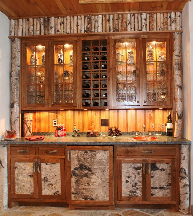 61 best RUSTIC kitchens images on Pinterest   Rustic kitchens ...