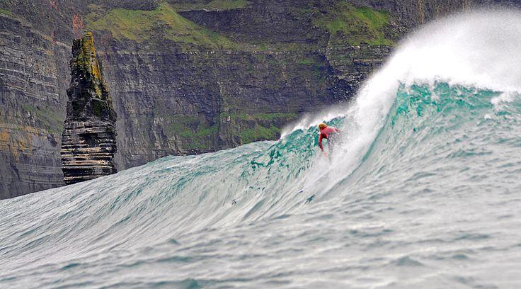 Turismo de aventura na irlanda