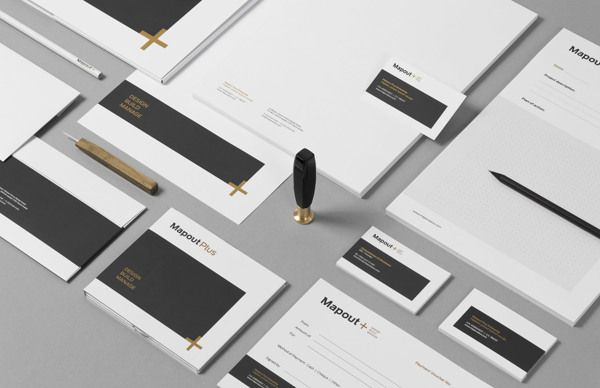 MapoutPlus by for brands, via Behance