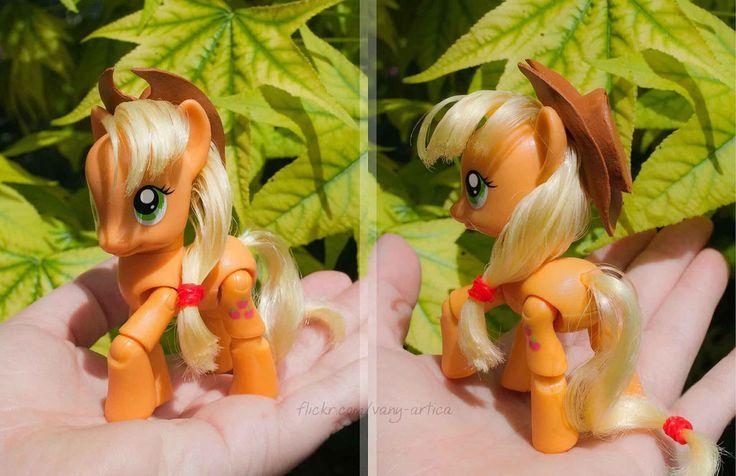 My custom Applejack | da vanyrei