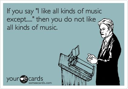 I like everything, except.......: Giggl, Death Metal