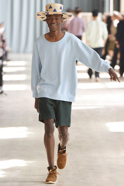 Visvim Spring 2017 Menswear Fashion Show