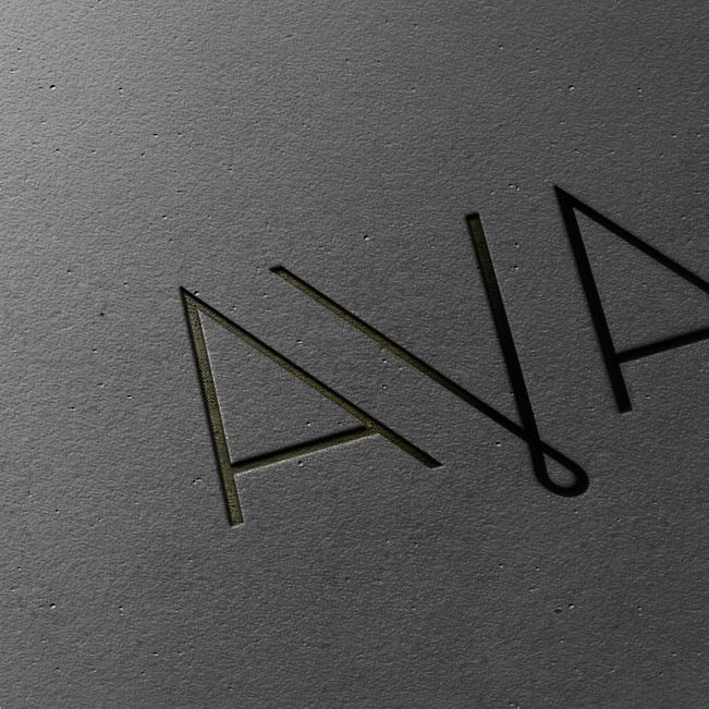 BrandAid — AVA Showers Logo & Branding