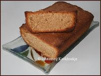 Speculaascake | Het Glutenvrije Kookhoekje