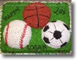 Super cute ideas for a Sports themed birthday party!