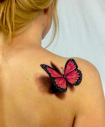 The Butterfly Effect, 37 Holy Crap Tattoos You Have to See to Believe - (Page 19)