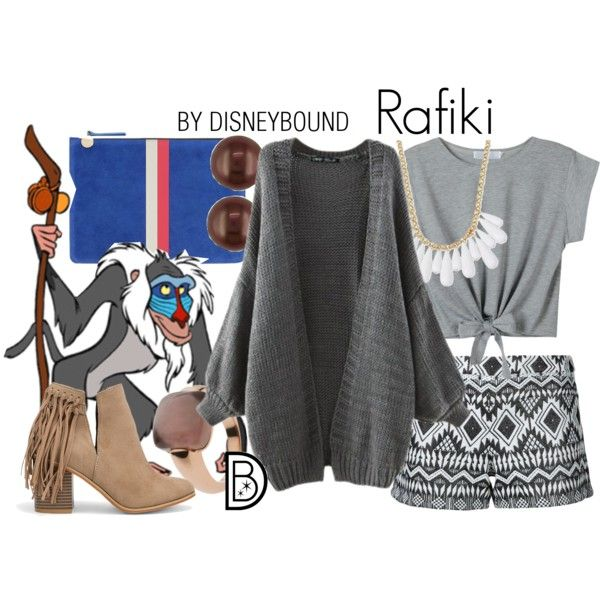 Disney Bound - Rafiki                                                                                                                                                                                 More