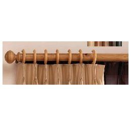 2 1 4 Quot Select Rustic Supreme Decorative Traverse Rods