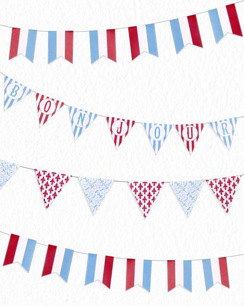 bastille day craft