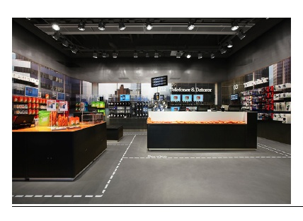 Tele2 stores launch in Sweden with KurrpaHosk and Boys don't Cry