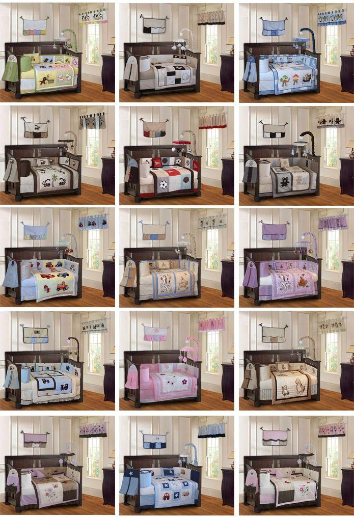 Amazing Cheap Baby Crib Bedding Sets At www.beddinghut.ca