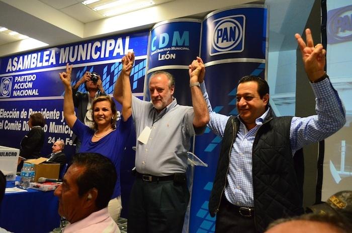 Alfredo Ling Altamirano fue electo Dirigente Municipal del PAN en León Gto.