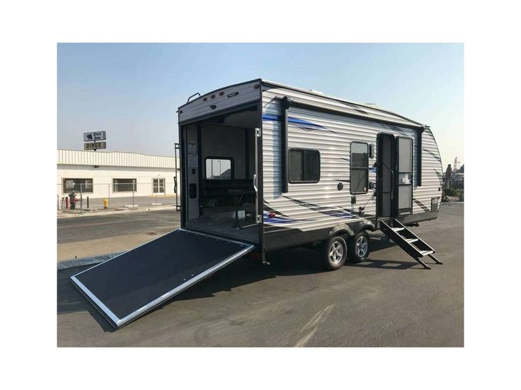 Check out this 2018 Forest River XLR Boost 20CB listing in Tracy, CA 95377 on RVtrader.com. It is a Travel Trailer Toy Hauler and is for sale at $29700.